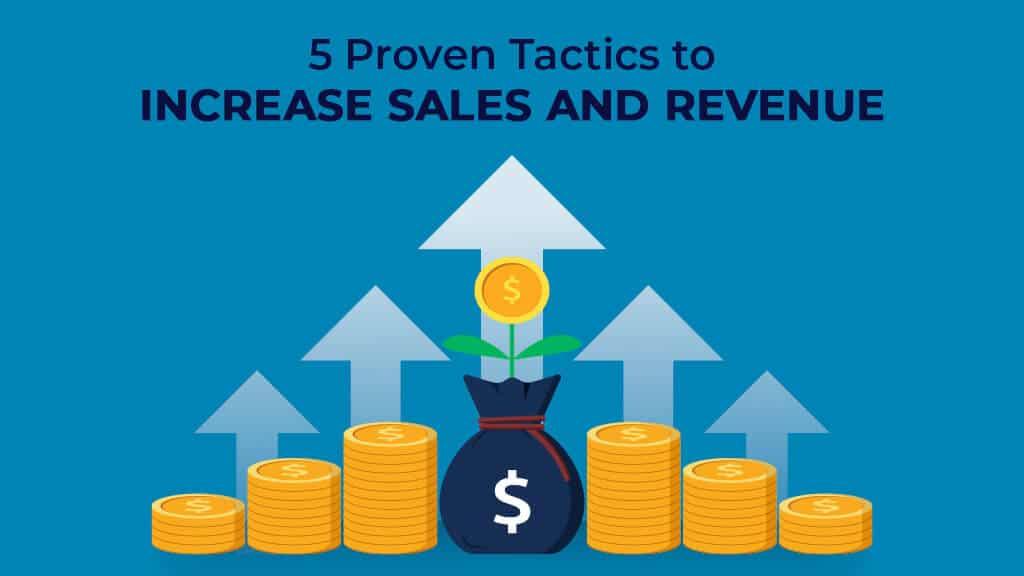sales tips to increase revenue